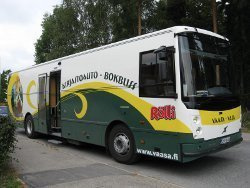 Mobile library Rölli