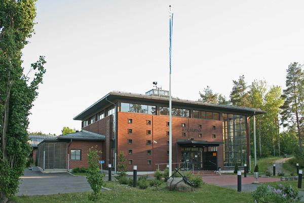 Rymättylä Branch Library