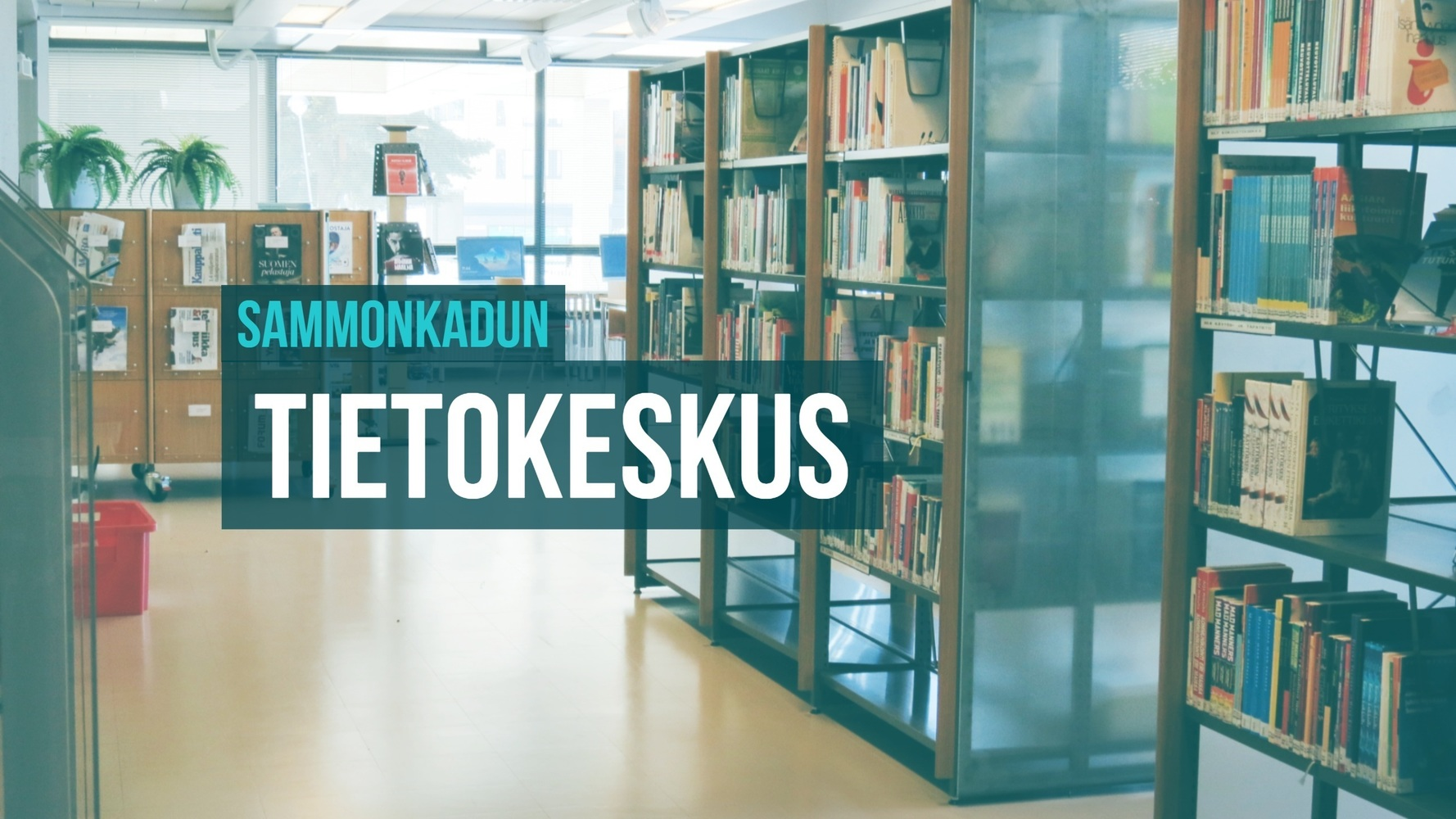 Sammonkatu Information Centre (TOKI libraries)