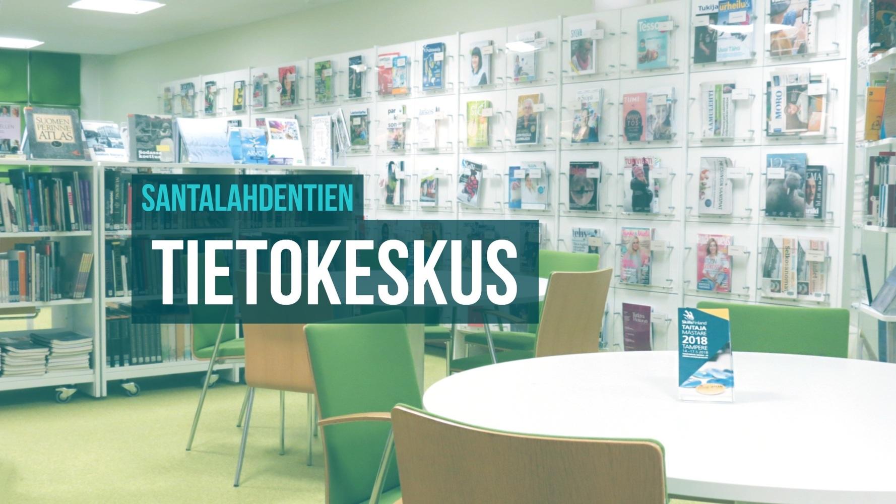Santalahdentien tietokeskus (TOKI-kirjastot)