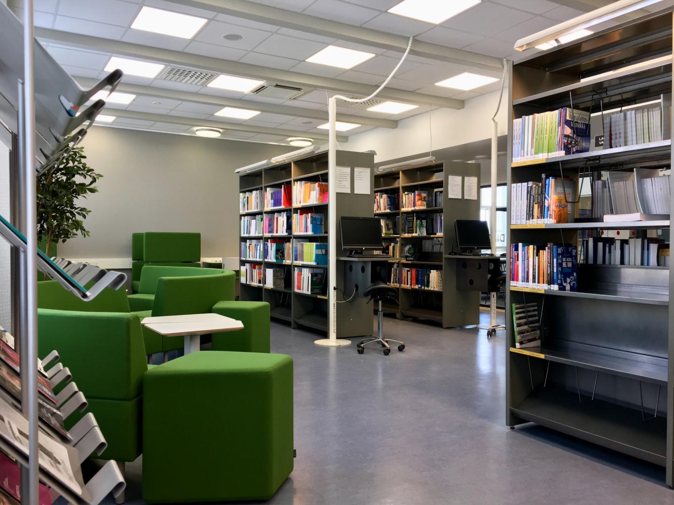 Savonlinna Campus library