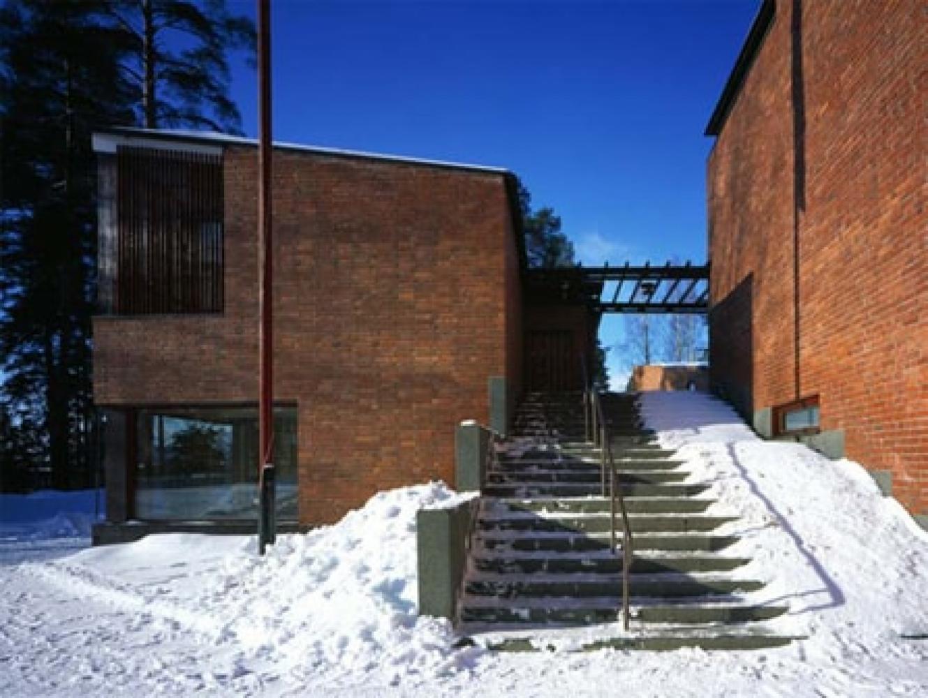 Säynätsalo Library