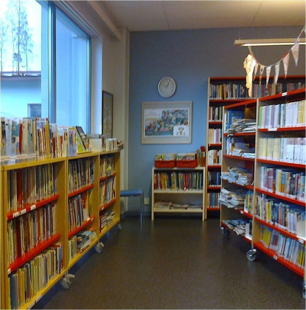 Stormin kirjasto