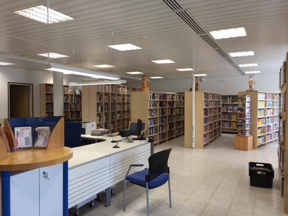 Sukevan kirjasto