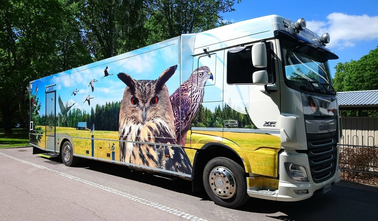 Heinola mobile library