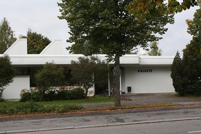 Suolahti Library