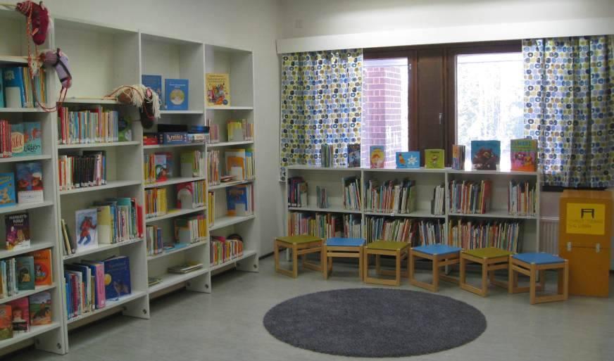 Sykäräisen kirjasto