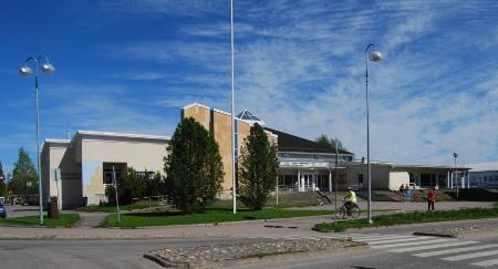 Nivala huvudbibliotek