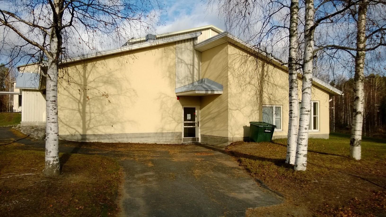 Tammijärven kirjasto