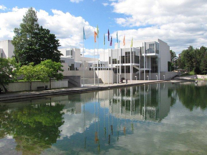 Tapiola library