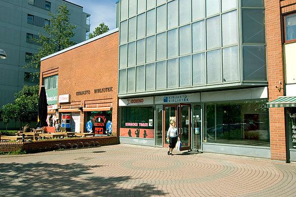 Stapelstadens bibliotek