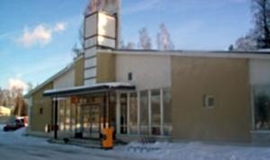 Tesjoen lähikirjasto / Tessjö biblioteks