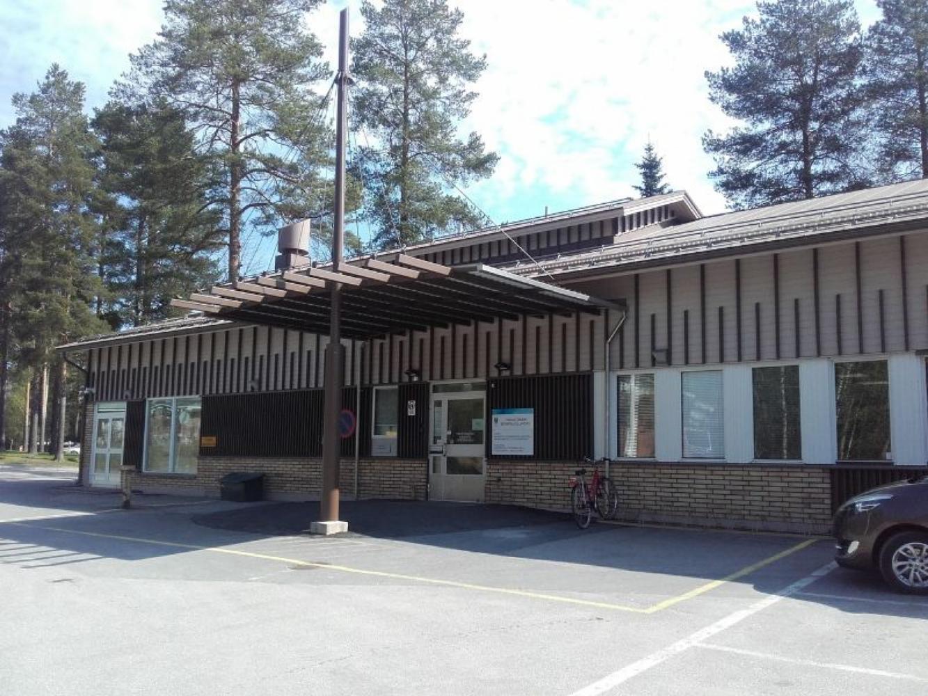Tikkakoski Library