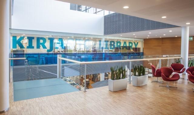 Laurea-kirjasto Tikkurila