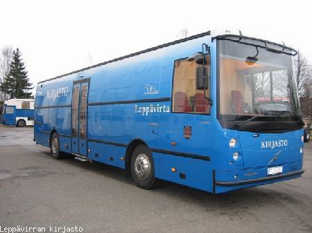 Kirjastoauto: Tilda