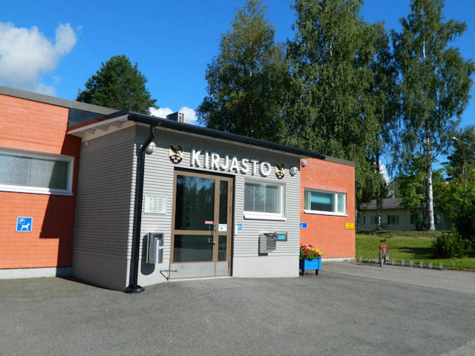Tuusniemi branch library
