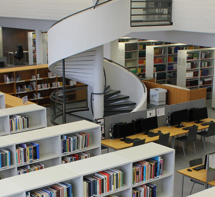 LUT-tiedekirjasto Lappeenranta