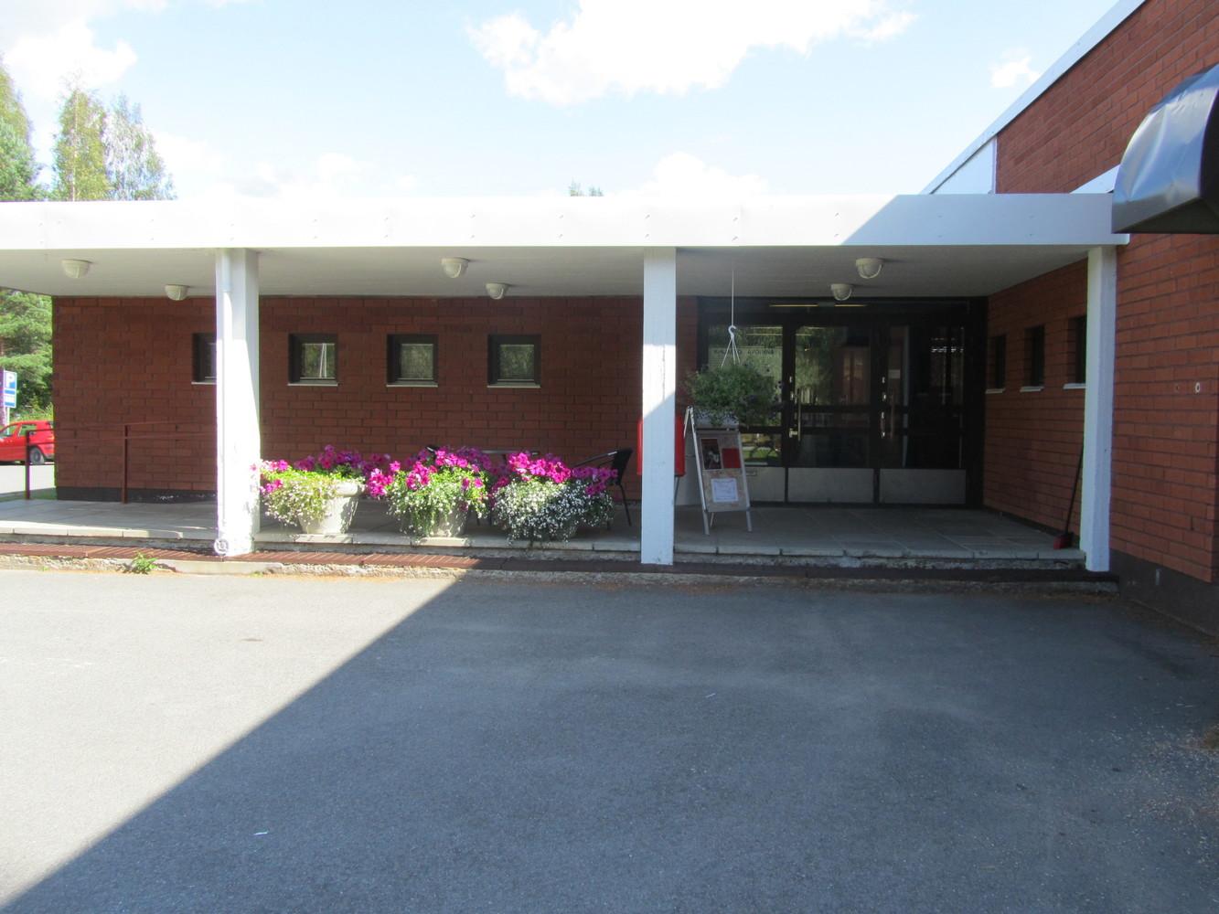 Pielaveden kunnankirjasto