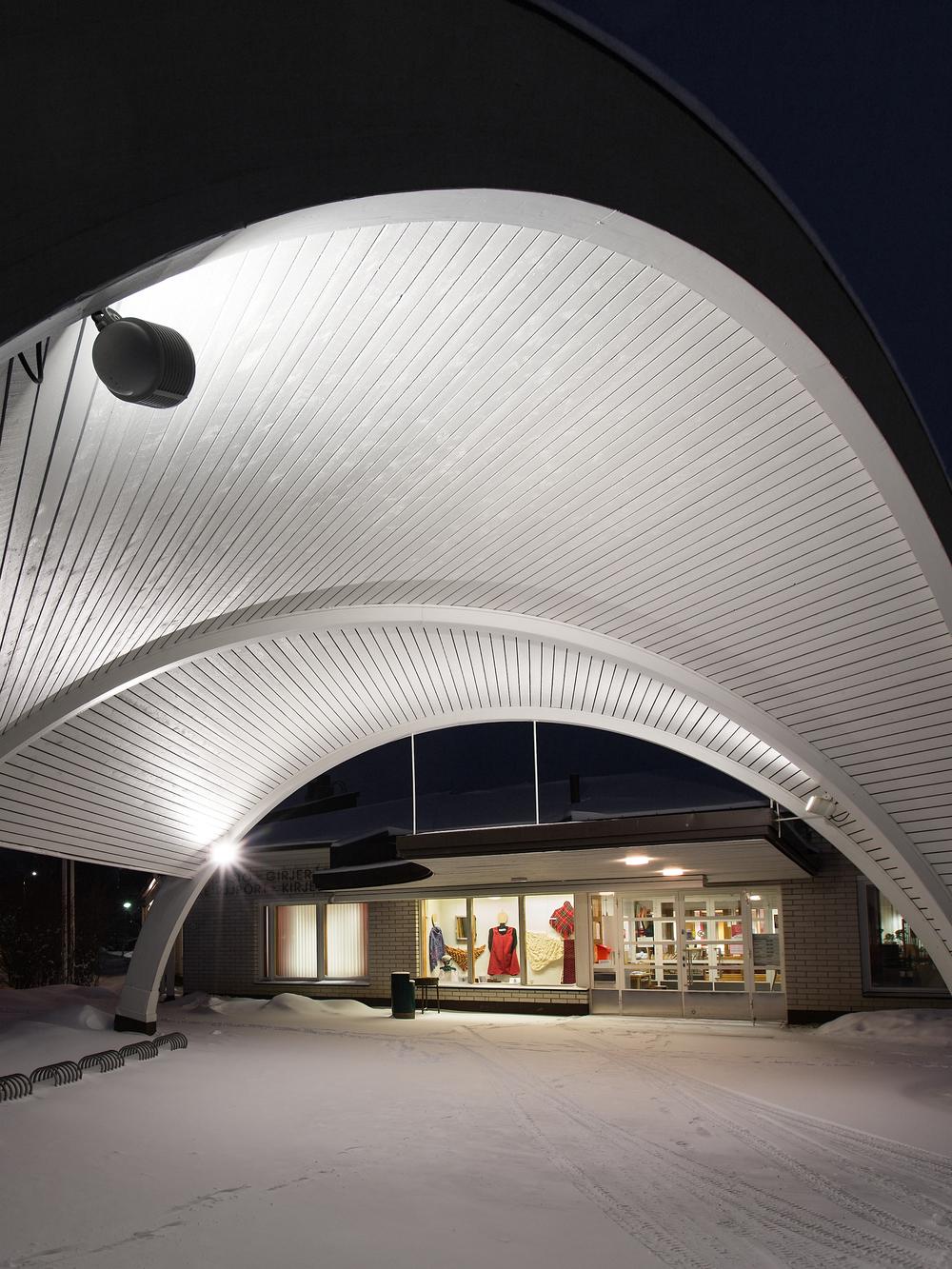 Inari Municipal Library