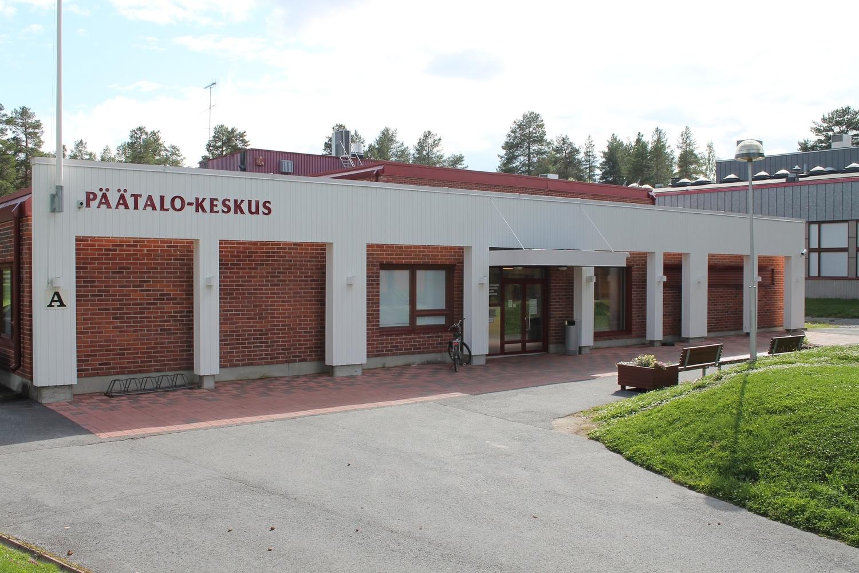 Taivalkosken kirjasto