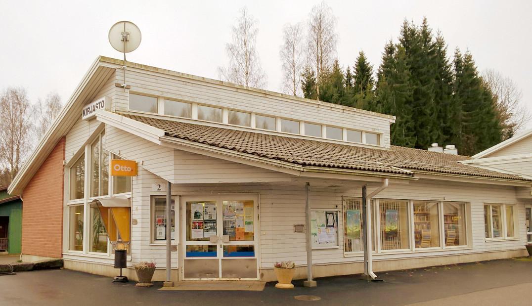 Konginkangas Library