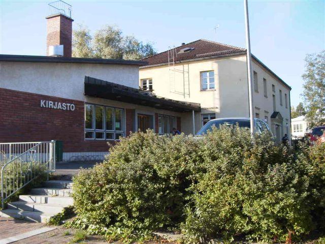 Kurun kirjasto