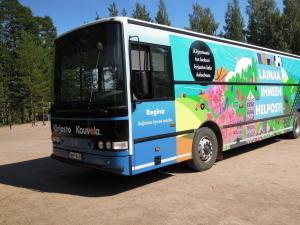 Kirjastoauto Regina (Kouvola)