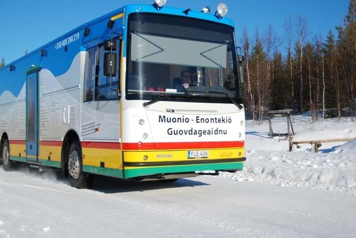 Yhteispohjoismainen kirjastoauto
