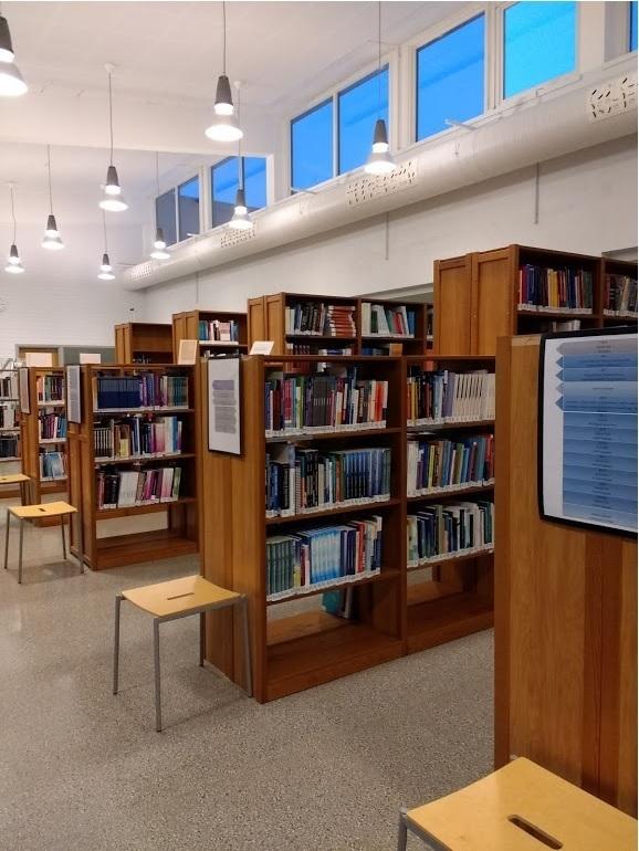 HAMKin kirjasto Valkeakoski