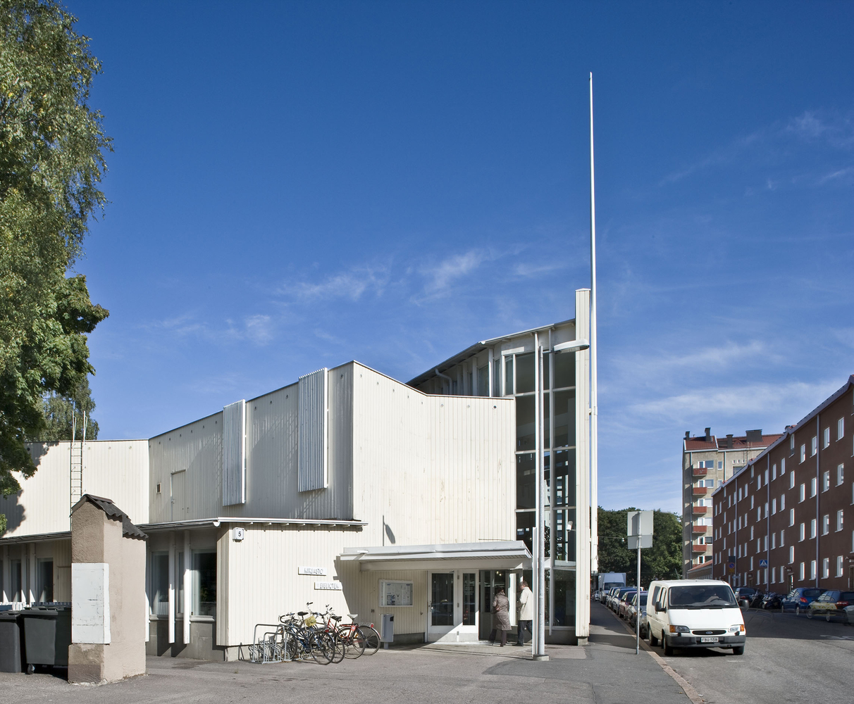 Vallila Library
