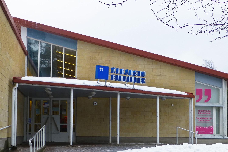 Sockenbacka bibliotek