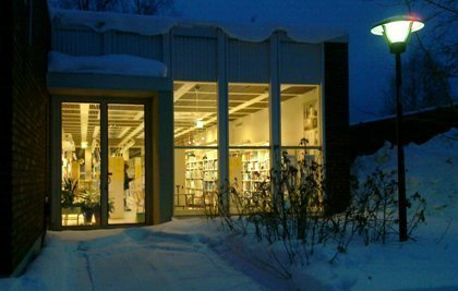 Juvan kirjasto - Toenperän kirjasto