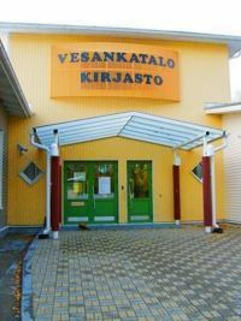 Vesanka Library