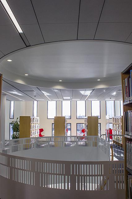 Hamk main library Visamäki