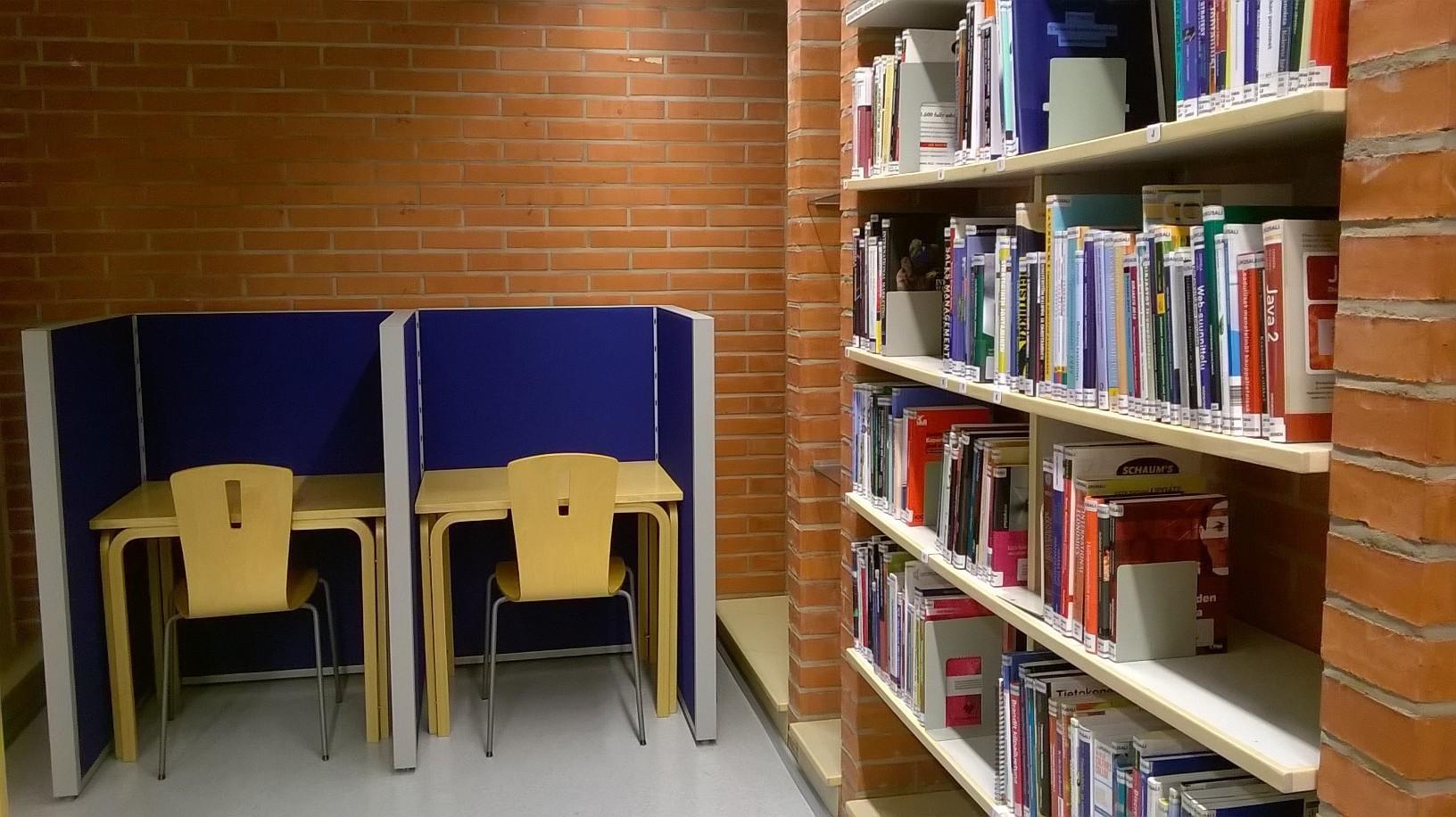 Teuvo Pakkalan kadun kirjasto