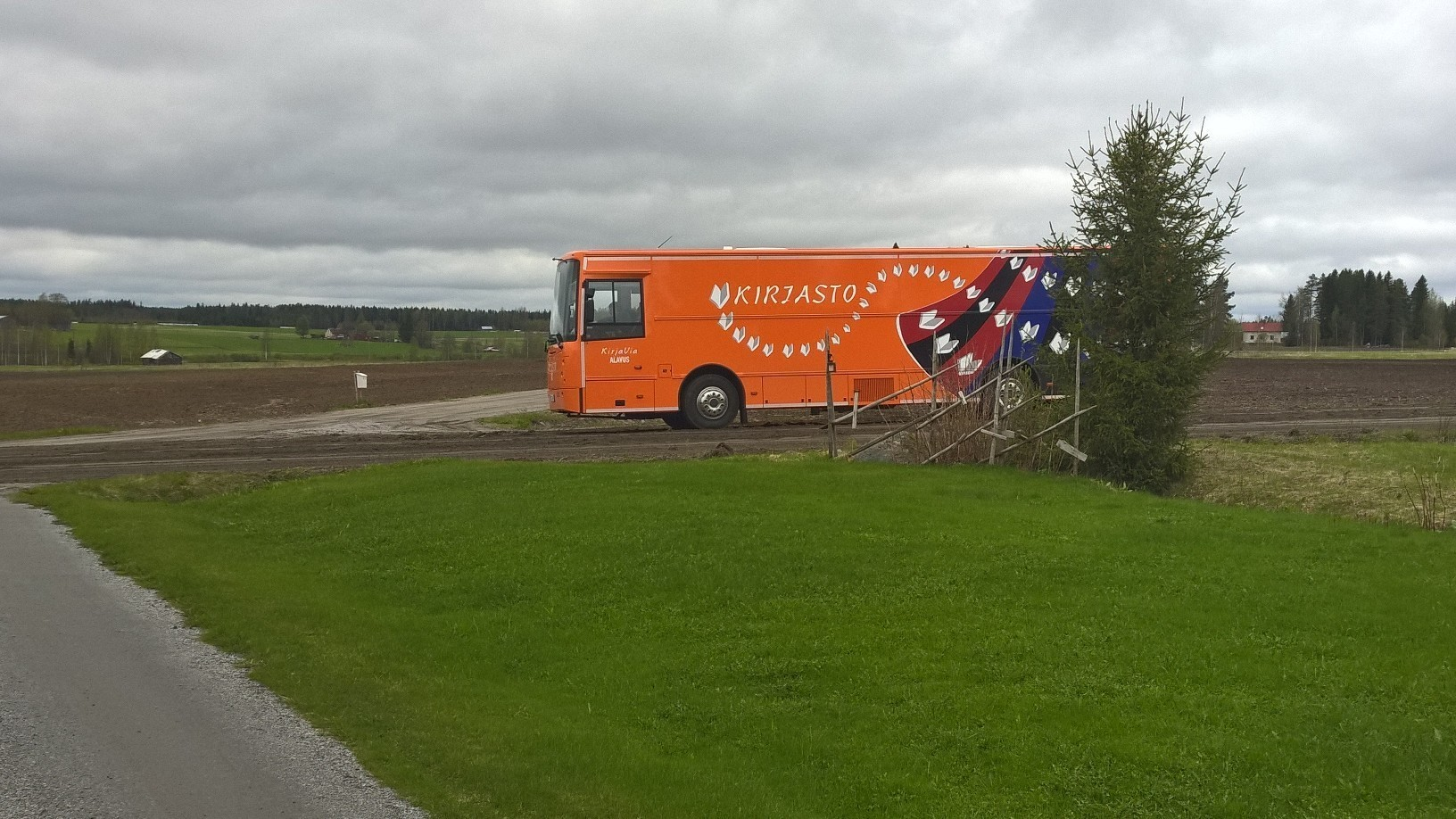 Mobile library KirjaVia (Alavus)