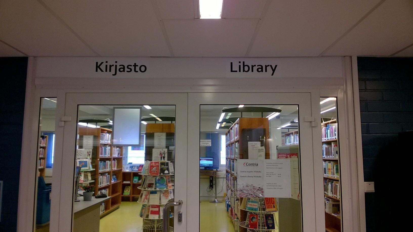Centria Library Ylivieska