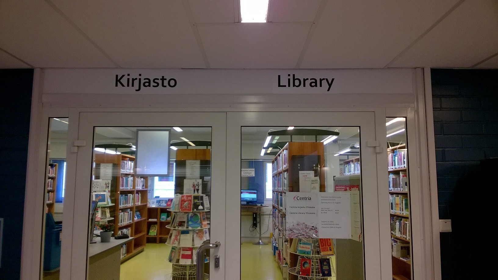 Centria-kirjasto Ylivieska