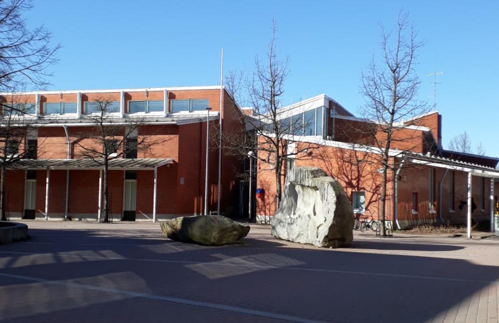 Malminkartanon kirjasto 2020