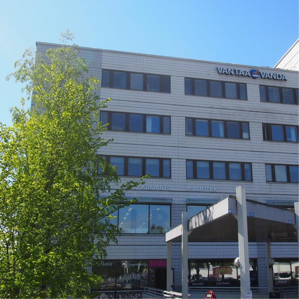 Martinlaakson kirjasto